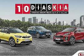 Este lunes ha concluido la última edición de los '10 Días Kia'