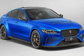 Nueva edición especial con especificación 'Touring' para el Jaguar XE SV Project 8