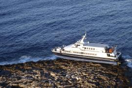 Baleària solicita un aplazamiento para presentar  el plan de reflotamiento del Maverick Dos