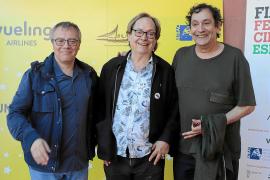 Daniel Monzón, Agustí Villaronga y Ventura Pons se citan en Palma