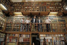 El Consell «salva» y reabre al público la biblioteca del Monestir de la Real