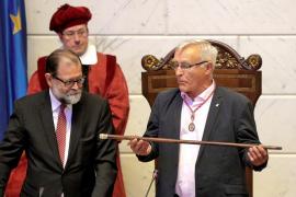 Ribó, reelegido de nuevo alcalde de Valencia con el respaldo de Compromís y del PSPV-PSOE