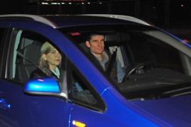 Iñaki Urdangarin y la infanta Cristina llegaron anoche a Palma y se alojaron en Marivent