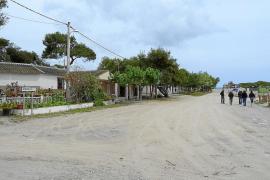 El Consell rechaza proteger las Casetes de Capellans, afectadas por la Ley de Costas