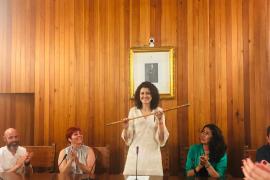 Natalia Troya jura la Alcaldía en Son Servera con el apoyo de Independents