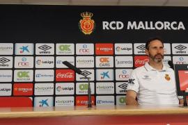 Moreno: «Al árbitro hay que dejarle tranquilo»