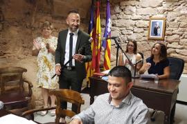 Rafel Fernández alcalde de Capdepera con el apoyo de es Grup-el PI