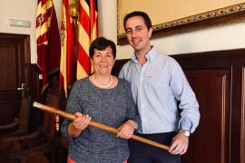 Maria Pons, nueva alcaldesa de Santanyí, también del PP