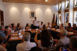 Manolo Galán alcalde de Artà toda la legislatura