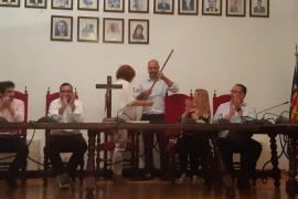 Joan Rodríguez, nuevo alcalde de Ses Salines