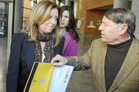 Amorós pide 10 millones por su despido como directora de la CAM