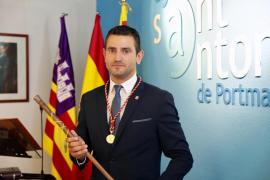 Marcos Serra nuevo alcalde de Sant Antoni de Portmany