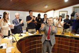 Virgilio Moreno repite como alcalde de Inca respaldado por Més y PI