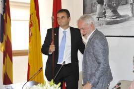 Tomeu Cifre es investido alcalde de Pollença con los votos de UMP, PI y PP