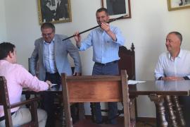 El PI y el PSOE repiten gobierno de concentración en Ariany con Joan Ribot como alcalde