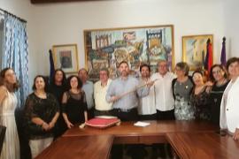 Andreu Bujosa, alcalde de Bunyola