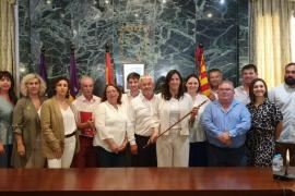 Xisca Porquer toma la vara como primera alcaldesa de Campos