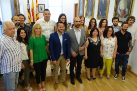 Jaume Monserrat continúa de alcalde de Felanitx dos años más