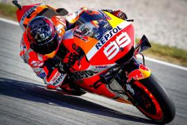 Quartararo sorprende, con Lorenzo y Mir en cuarta línea en MotoGP