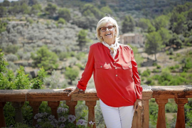 Catharina Hedberg: «A Trump le vendría muy bien venir a mi retiro»
