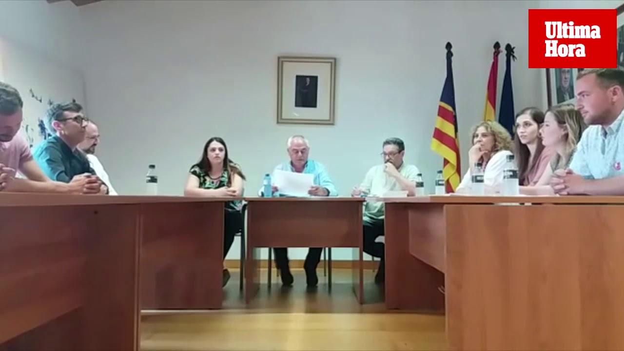 Rosa Bestard, alcaldesa de Campanet con los votos del PI y del PP