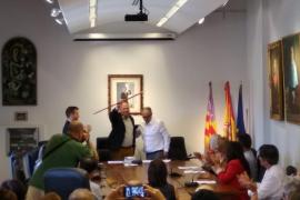 Victor Martí continurá siendo alcalde de Binissalem en minoría