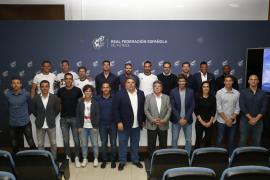 Pep Sansó, a la comisión de entrenadores de la UEFA
