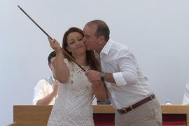 Alejandra Ferrer ya es la primera presidenta del Consell de Formentera