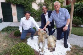 Sentido homenaje de Can Prunera a Vicenç Sastre por su labor