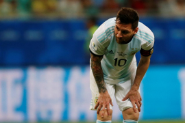 Colombia frustra las ilusiones de la Argentina de Messi