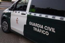 Dos heridos graves en un accidente entre dos coches en s'Aranjassa
