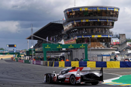 Fernando Alonso gana el Mundial de Resistencia en Le Mans