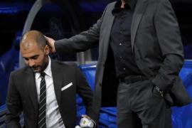 Mourinho espera que Guardiola escoja lo que le haga «más feliz»