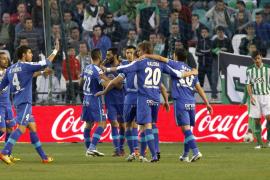 Güiza impide que el Betis sume su tercer triunfo consecutivo