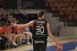 Álex Hernández seguirá en el Iberojet Palma