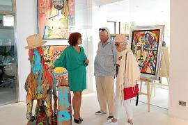 Jordi Mollà, protagonista en la inauguración de Nuru Gallery