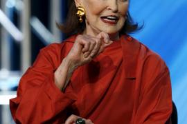 Fallece la diseñadora de moda Gloria Vanderbilt