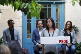 El PSIB-PSOE afronta gobernar Baleares en solitario tras fracasar las negociaciones con Més y Podemos
