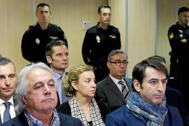 Urdangarin, Torres y Matas: primer año de prisión por 'Nóos'