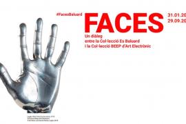 La exposición 'Faces', y otros proyectos, recalan en Es Baluard esta Nit de l'Art 2019