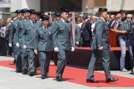 La Guardia Civil en Baleares celebra el 175 aniversario de su fundación