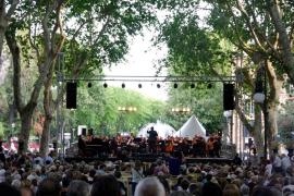 El Passeig del Born de Palma se traslada a Broadway con un concierto gratuito