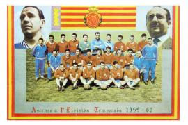Temporada 1959/1960: Vallejo marca el camino hacia la gloria
