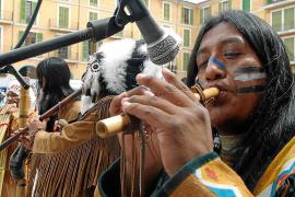 La regulación de los artistas callejeros en Palma sigue sin fecha para su entrada en vigor