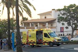 Una mujer muere tras ser atropellada en un paso de peatones en Capdepera