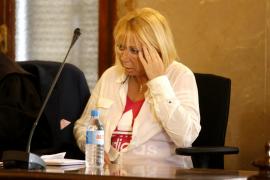 La acusada de asesinar a su marido en Cala Millor: «He querido morir»