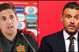 Luis Enrique deja la Selección y Robert Moreno asume el cargo