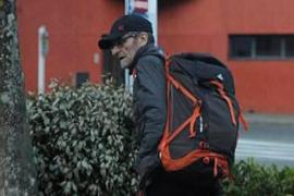 Josu Ternera, retenido para comunicarle la euroorden de detención española