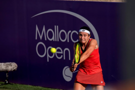 Sevastova cumple y el Mallorca Open aguarda el Sharapova-Kerber