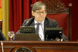 Vicenç Thomàs, previsible presidente del Parlament al no alcanzarse un acuerdo